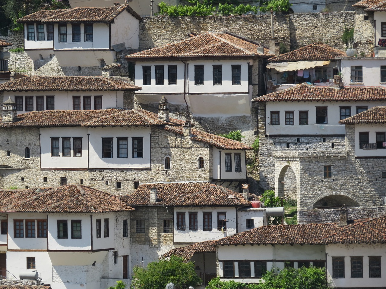 budget vakantie Albanië