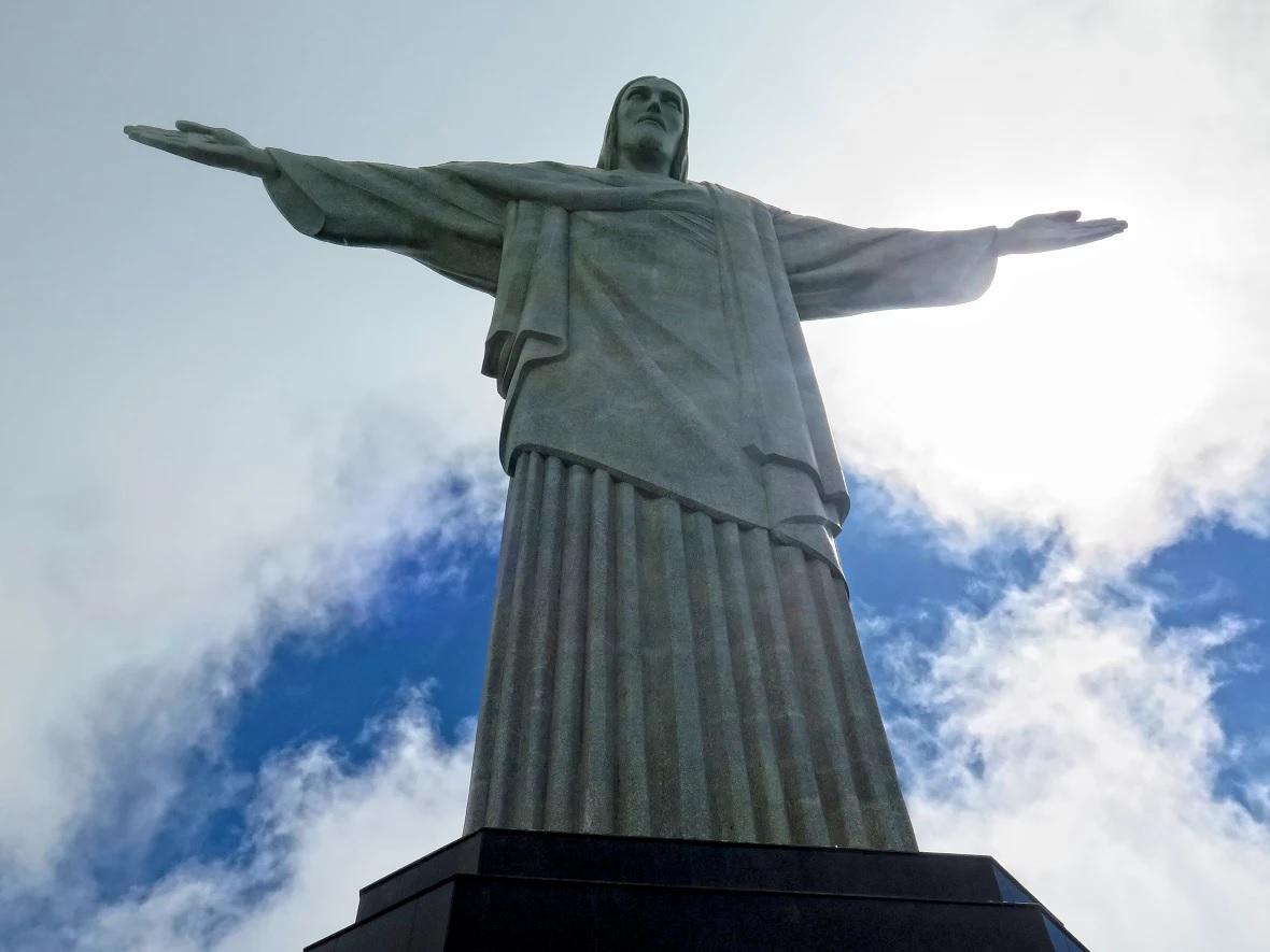 Brazilië vakantie Jesus